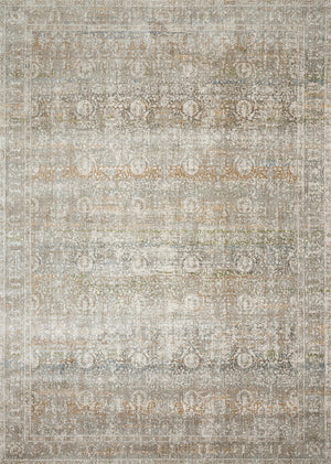 Anastasia Area Carpet - Grey/Multi