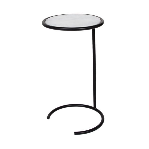 Noble Accent Table-Black