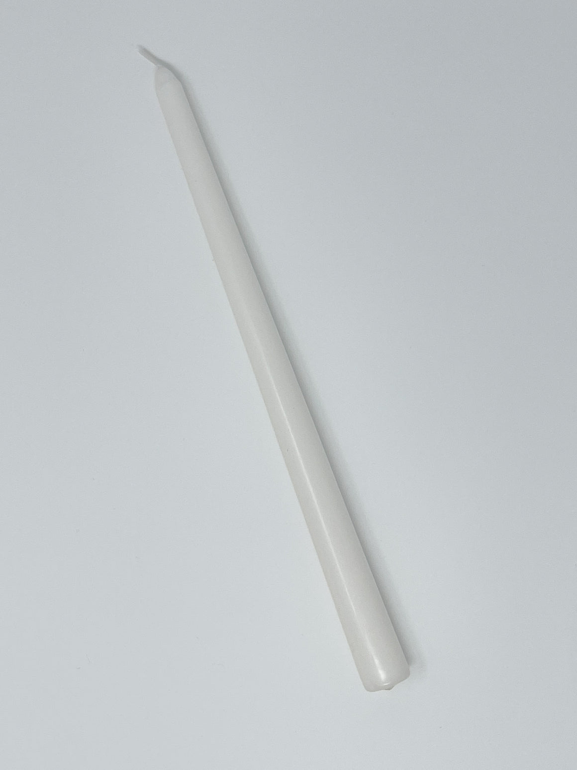 "Cotton 12"" Taper Candle"