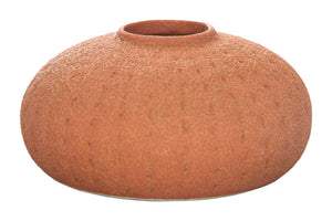 Sea Urchin Terracotta Vase