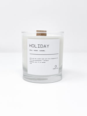 Holiday - Temper + Lace Candles