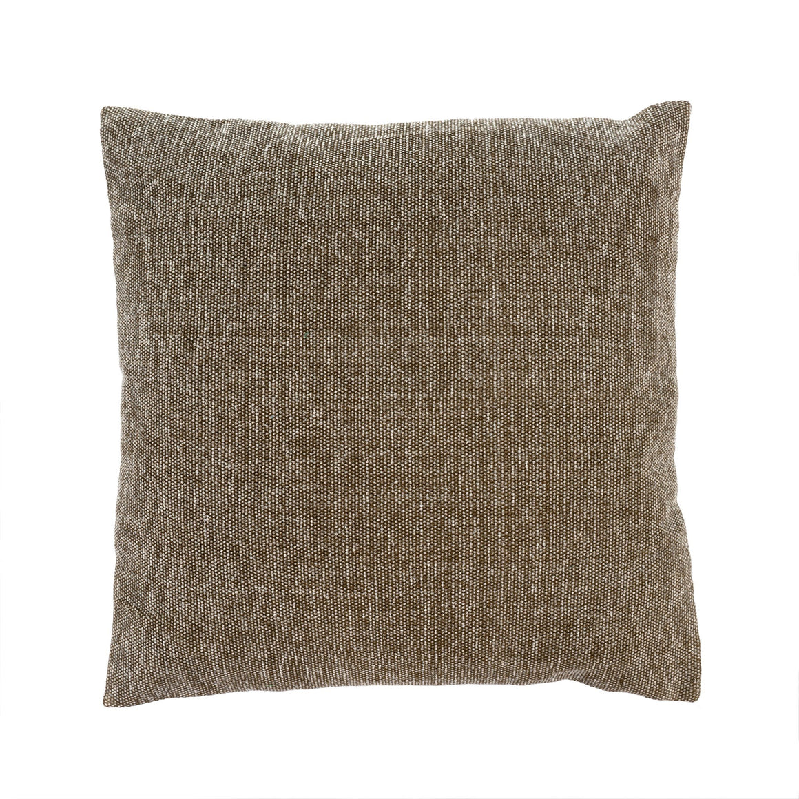 Earth Stonewashed Textured Pillow