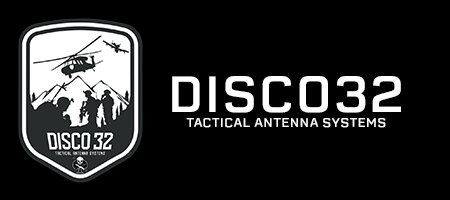 DISCO32 Tactical Antenna Systems