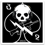 Disco 32 Sticker - DISCO32 TACTICAL ANTENNAS