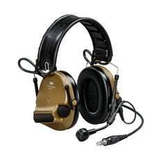 3M™ PELTOR™ ComTac™ VI Headset, Single Lead - DISCO32 Tactical Antenna Systems