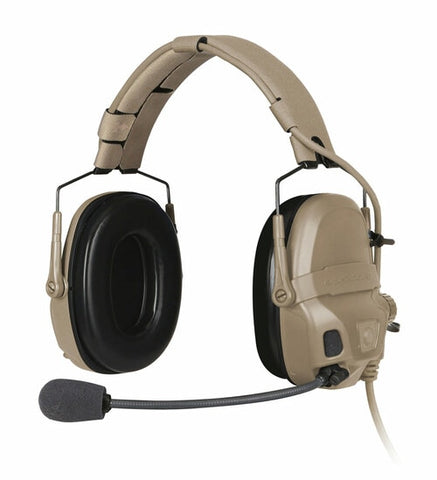 OPS-CORE AMP Communication Headset - DISCO32 Tactical Antenna Systems