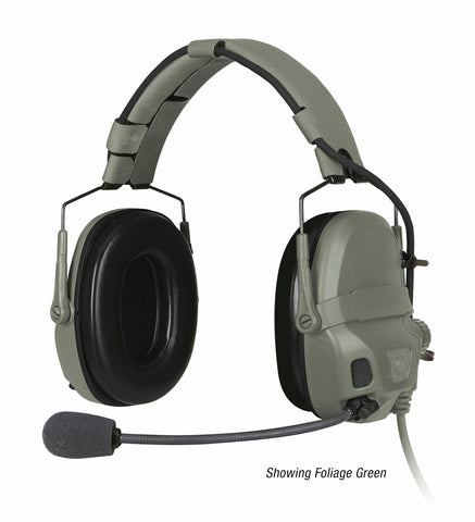 OPS-CORE AMP Communication Headset - DISCO32 TACTICAL ANTENNAS