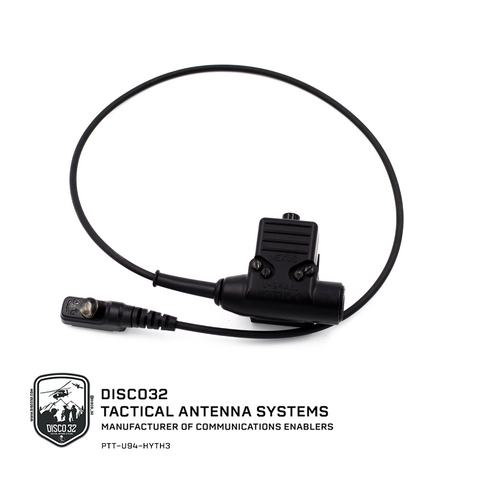 U-94/A Hytera H3 - DISCO32 TACTICAL ANTENNAS