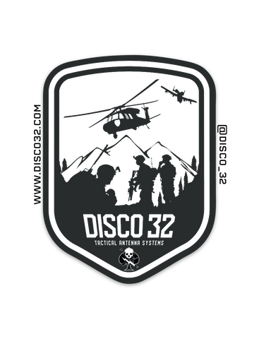 DISCO32 Gift Card - DISCO32 TACTICAL ANTENNAS