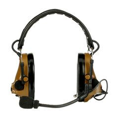 3M™ PELTOR™ ComTac™ V Headset, Single Lead - DISCO32 Tactical Antenna Systems