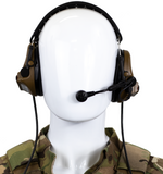 3M™ PELTOR™ ComTac™ VI Headset, Dual Lead - DISCO32 Tactical Antenna Systems