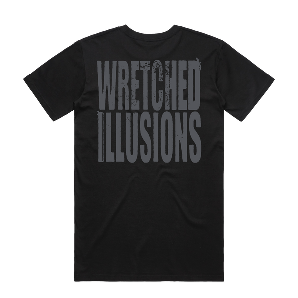 Wretched Illusions - T-Shirt