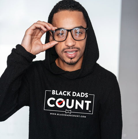 Hoodies - Black Dads Count