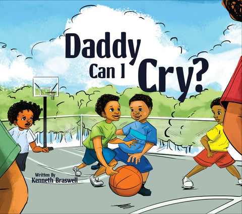 Daddy, Can I Cry? (Hardcover)