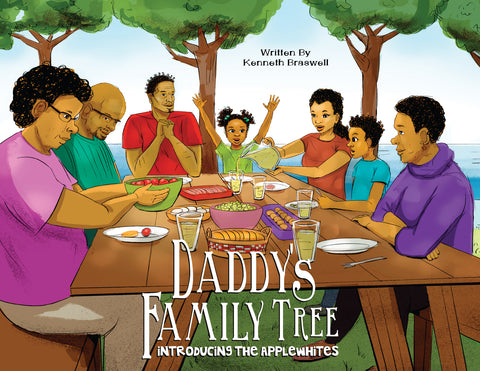 Daddy's Family Tree: Introducing the Applewhites (Hardcover)