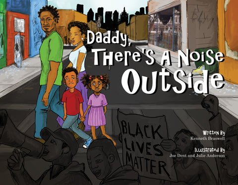 Daddy, There's A Noise Outside (Hardcover)