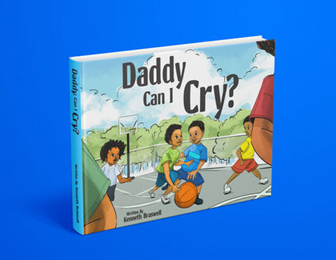 Daddy, Can I Cry?