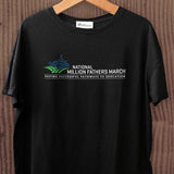 Million Fathers March T-Shirts