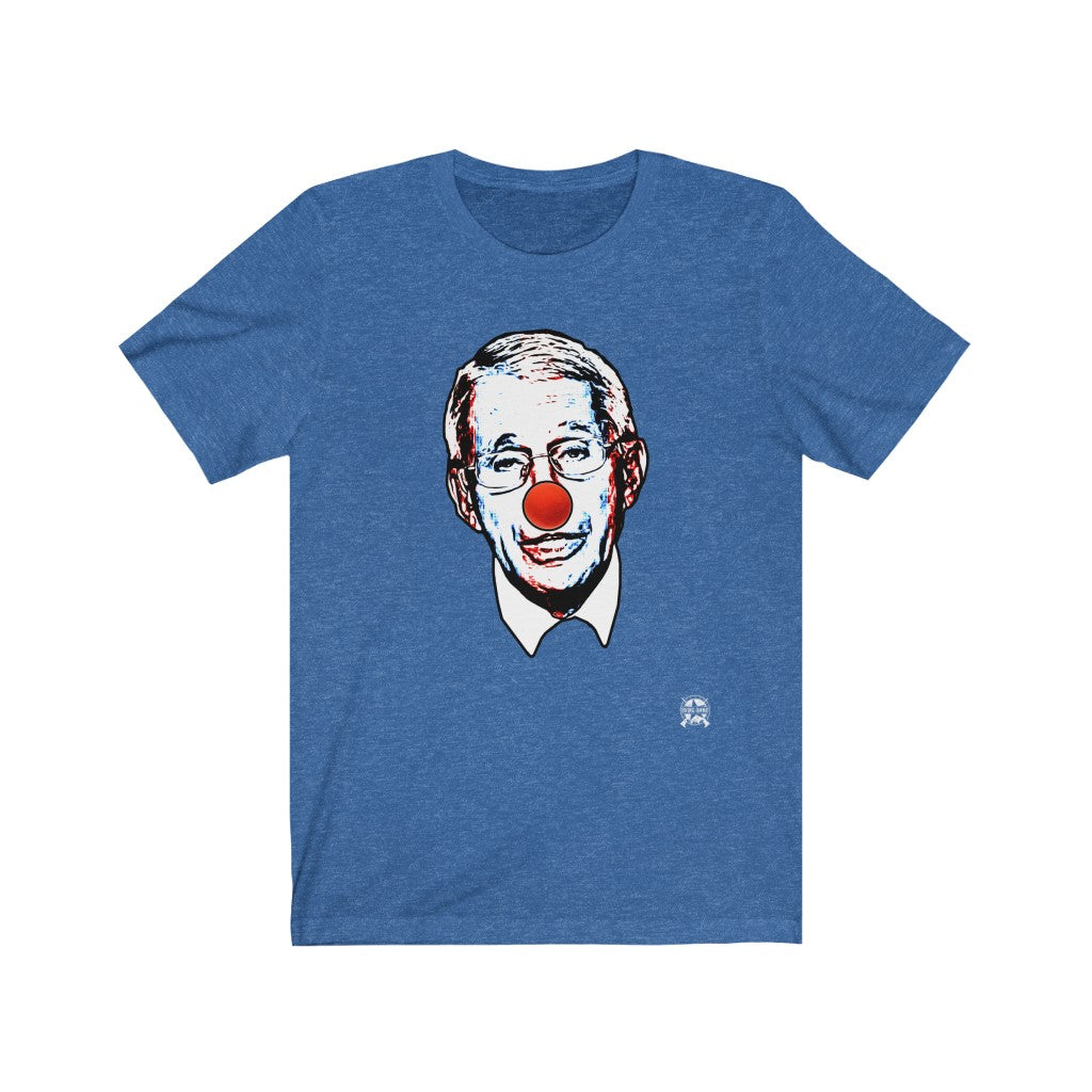 dr anthony fauci the clown shirt
