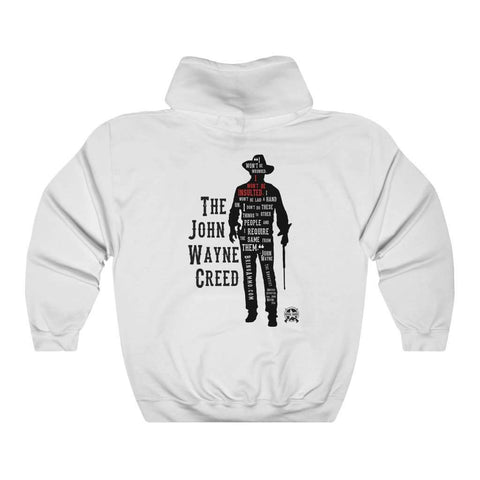 Image of The John Wayne Creed Premium Hoodie