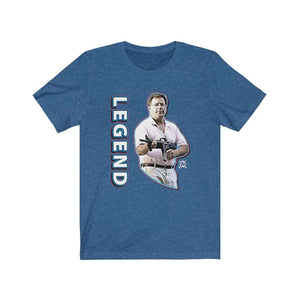 LIMITED EDITION: Legend - America's Real Folk Hero - Premium Jersey T-Shirt