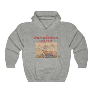 The Ponderosa Ranch Bonanza Hoodie