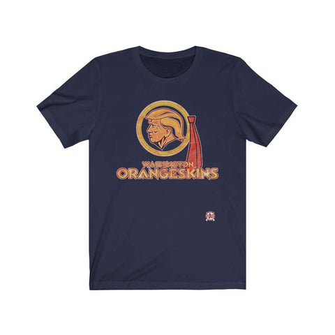 Image of LIMITED EDITION: Washington Orangeskins Premium Jersey T-Shirt