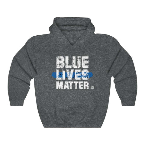 Image of Blue Lives Matter Hoodie