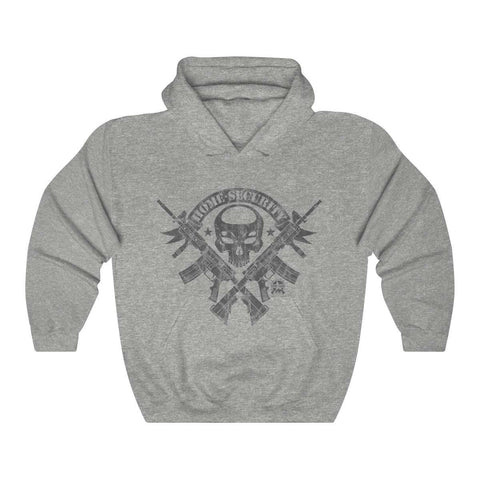 Image of Home Security - Distressed Hoodie