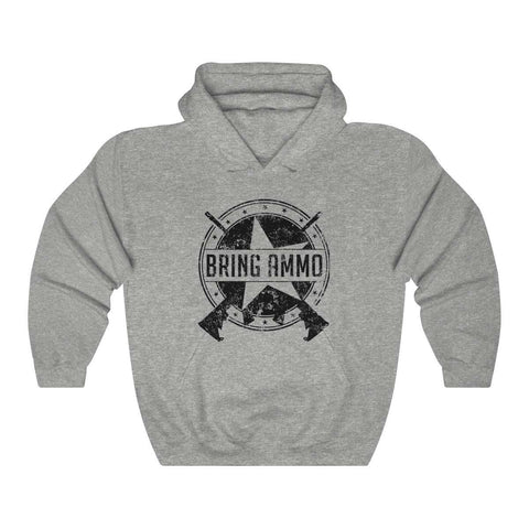 Image of Bring Ammo Classic Hoodie