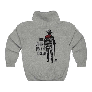 The John Wayne Creed Premium Hoodie