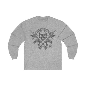 Home Security - 2nd Amendment Long Sleeve T-Shirt