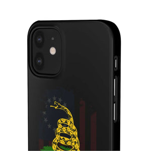 Don't Tread On Me Snap Phone Case