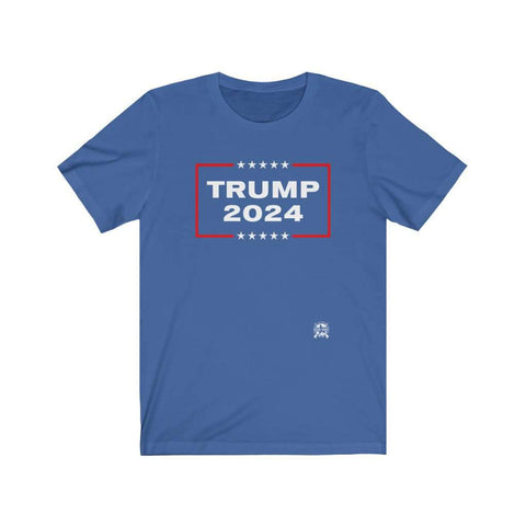 Image of Trump 2024 Premium Jersey T-Shirt