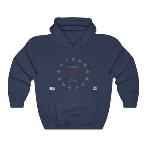 Image of Freedom Liberty 1776 Hoodie