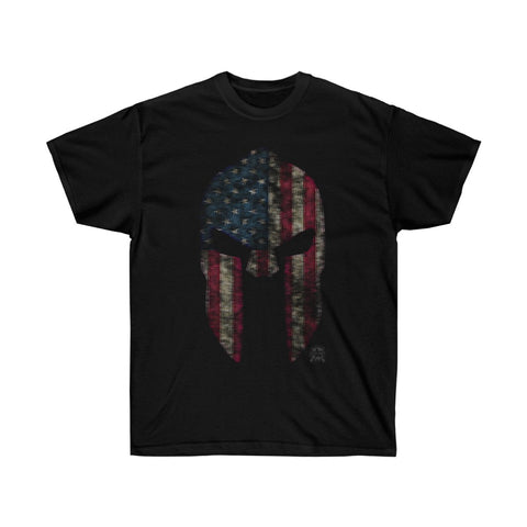 Image of American Spartan Warrior T-Shirt
