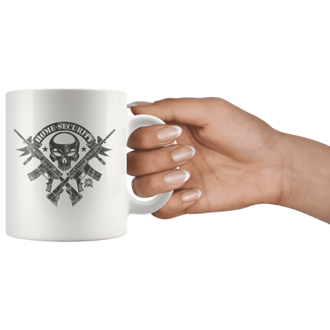 Image of Home Security - Coffee Mug