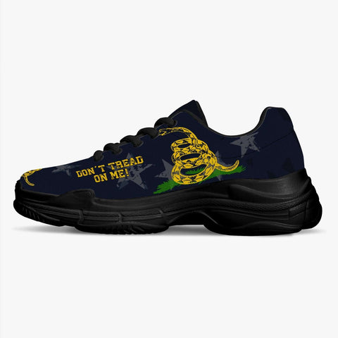 Image of Don't Tread on Me Sneakers
