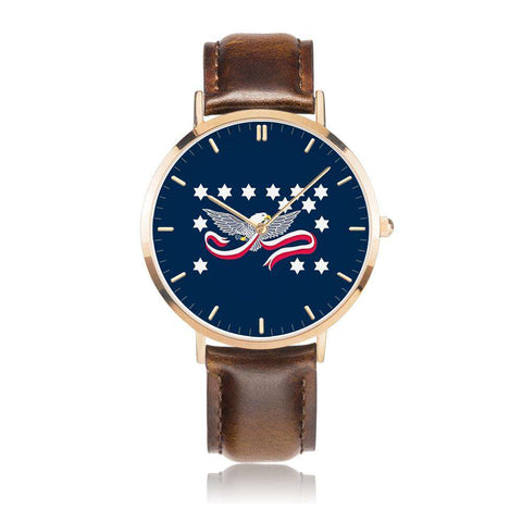 Image of Whiskey Rebellion Flag Watch