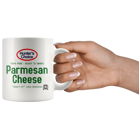 Image of Hunter's Choice Parmesan Cheese 100% Pure, Ready to Smoke