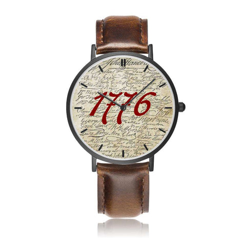 Image of 1776 Declaration Signers Watch