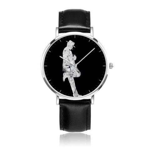 Image of Clint Eastwood Leather Collectors Watch