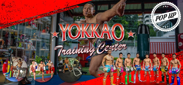YOKKAO Training Centers popping up worldwide!