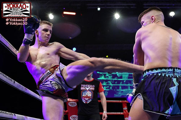 YOKKAO 30: Spencer Brown vs Connor McNab Full Fight Video Released