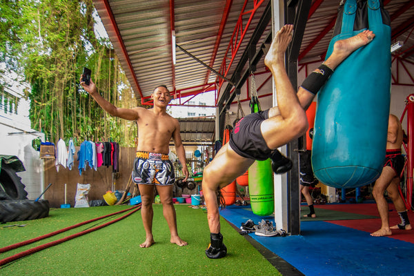 5 Reasons to Train Muay Thai in Thailand