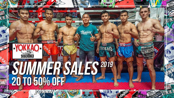 YOKKAO Summer Sales Now On - Up to 50% Off!