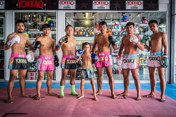 YOKKAO Training Center Bangkok Reopens