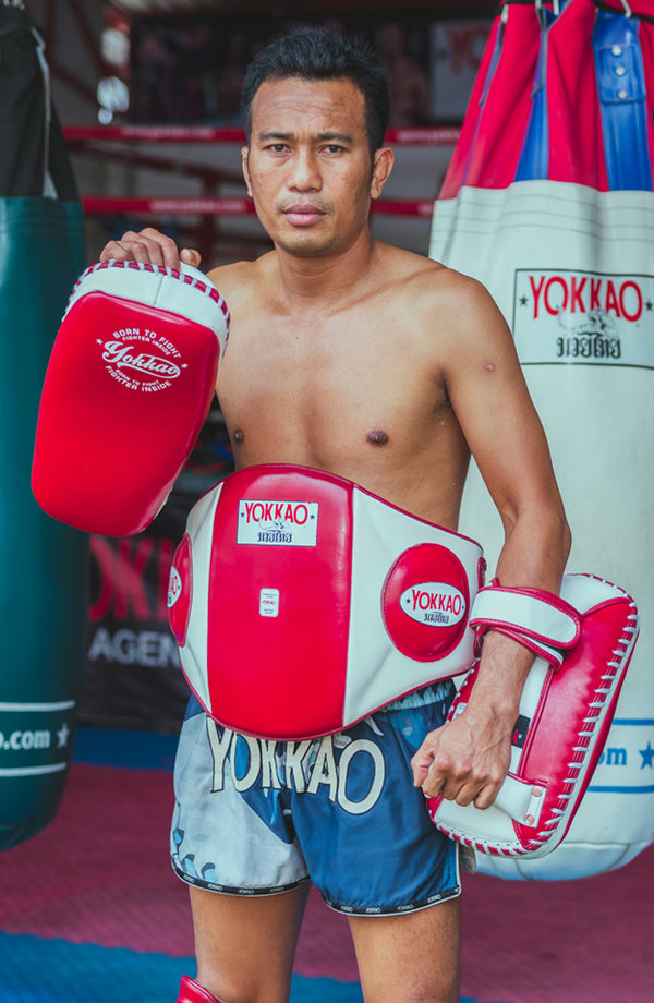 PRIVATE TRAINING WITH KRU JACK YOKKAO (SINGDAM'S TRAINER)