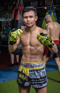 Private Training With Lumpinee #1 Manachai