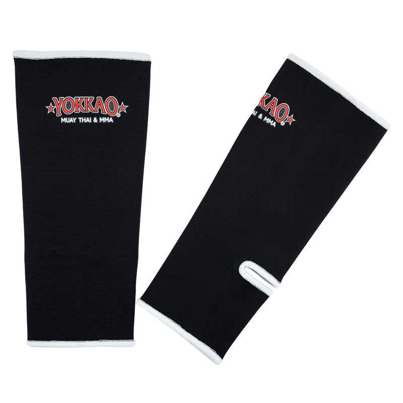 Ankle Guards Black For Kids
